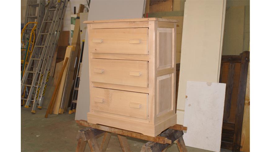 ameublement habillage meubles bois menuisier normandie