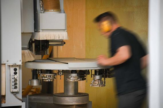 atelier menuiserie michaut orbec calvados normandie