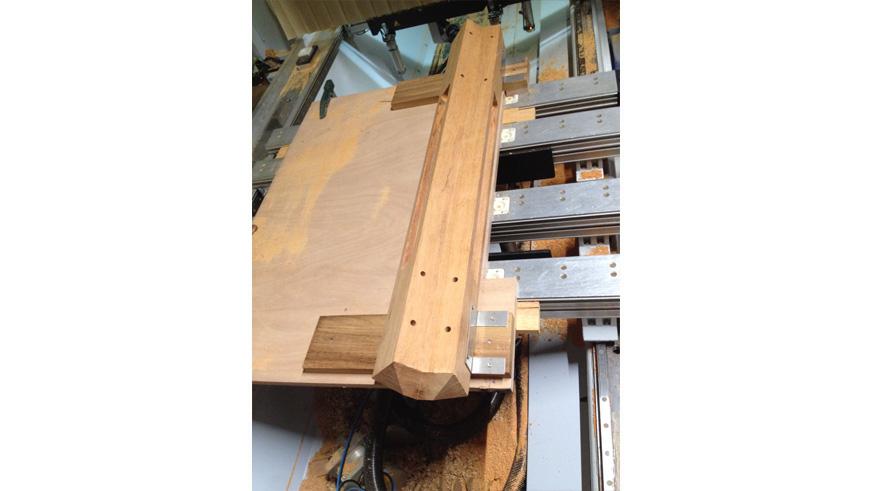 usinage spécifique bois menuisier orbec calvados